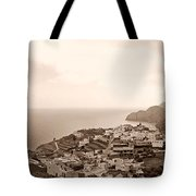 Santa Catalina At La Gomera Tote Bag
