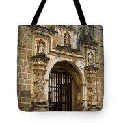 Santa Clara Antigua Guatemala Ruins 2 Tote Bag