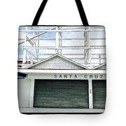 Santa Cruz, California  Tote Bag