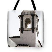 Santa Cruz Church Tote Bag