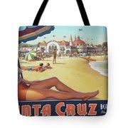 Santa Cruz For Youz Tote Bag