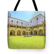 Santa Cruz Monastery Cloister Tote Bag