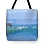 Santa Cruz Surf Tote Bag