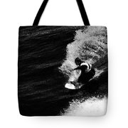 Santa Cruz Surfer Dude Tote Bag