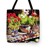 Santa Fe Color Tote Bag