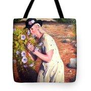 Santa Fe Garden 2   Tote Bag
