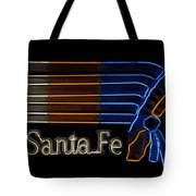 Santa Fe Indian Tote Bag