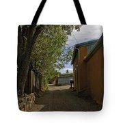 Santa Fe Road Tote Bag