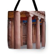 Santa Fe Street Tote Bag