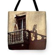 Santa Fe Sunrise Tote Bag