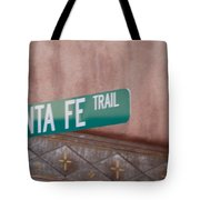 Santa Fe Trail Tote Bag