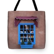 Santa Fe Window Tote Bag