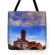 Santa Francesca Romana 2 Tote Bag