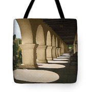 Santa Inez Arches Tote Bag