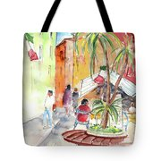Santa Margherita In Italy 05 Tote Bag
