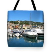 Santa Margherita Ligure Panoramic Tote Bag