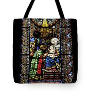 Santa Maria De Montserrat Abbey Tote Bag