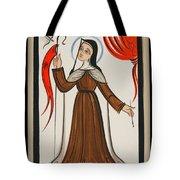 Santa Teresa De Avila - St. Teresa Of Avila - Aoavi Tote Bag