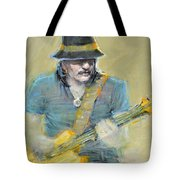 Santana Tote Bag