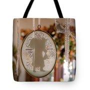 Santa's Icicles Tote Bag by KG Thienemann