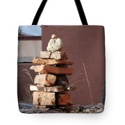 Sante Fe Rocks Tote Bag