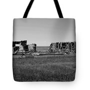 Sante Fe Trail Ghost Tote Bag