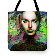 Santhia Thoughts About You Tote Bag