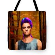 Santia 123 Tote Bag