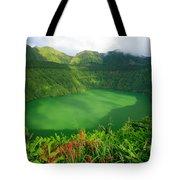 Santiago Lake Tote Bag