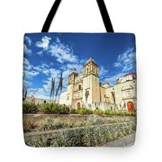 Santo Domingo Church Wide Angle Tote Bag