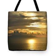 Santorini. Sunlight Tote Bag