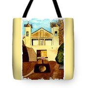 Santuario De Chimayo Tote Bag