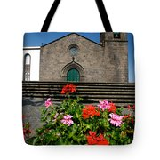 Sao Miguel Arcanjo Church Tote Bag