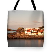 Sao Roque At Sunrise Tote Bag