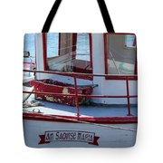 Saoirse Boat Donegal Tote Bag
