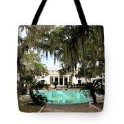 Sapelo Mansion  Tote Bag