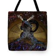Saphira The Dragonlord Tote Bag