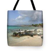Sapphire Beach St. Thomas Tote Bag