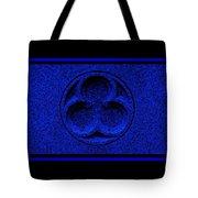 Sapphire Infinity Tote Bag