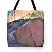 Sapphire Rock Tote Bag