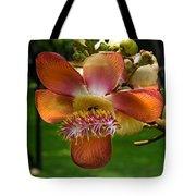 Sara Tree Flower Dthb104 Tote Bag