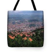 Sarajevo   Tote Bag
