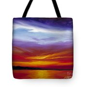 Sarasota Bay I Tote Bag