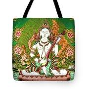 Saraswati 11 Tote Bag