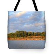 Sardis Lake Tote Bag