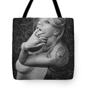Satanic- Godess Tote Bag