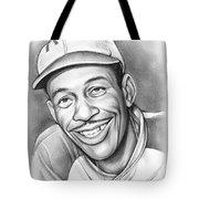 Satchel Paige II Tote Bag