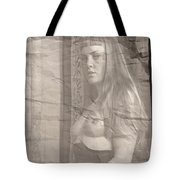 Satie Seeking Antique Style Tote Bag