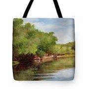 Satilla River Tote Bag