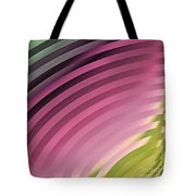 Satin Movements Pink II Tote Bag